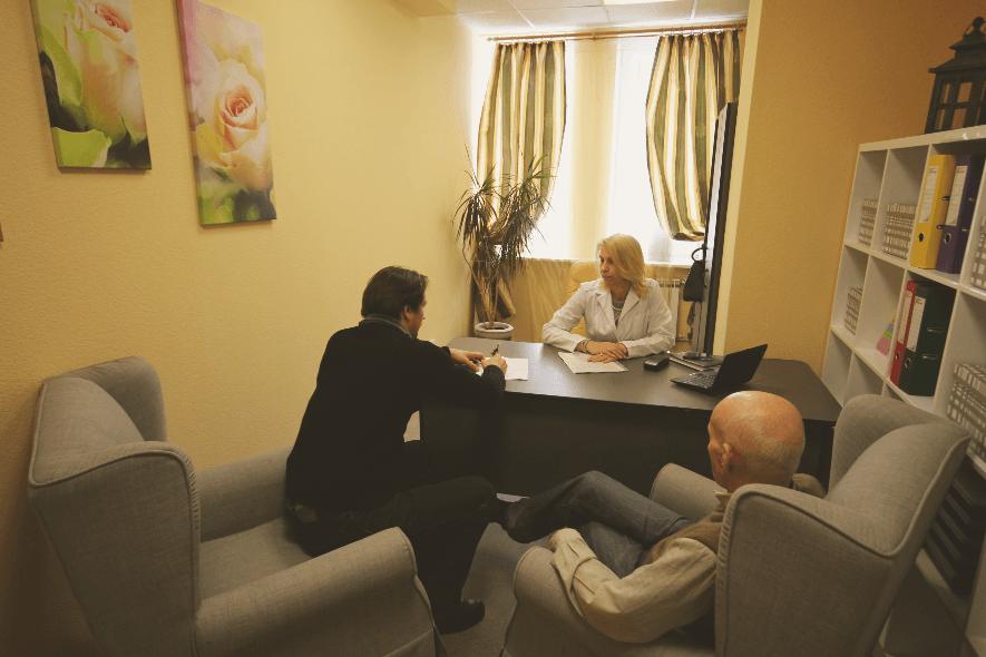 Пансионат «Ялта» на Нарвской для пожилых