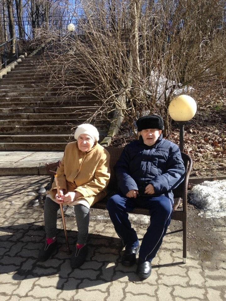 Как устроить пожилого человека в дом престарелых