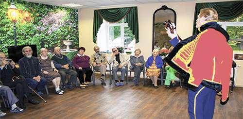 Пансионаты для престарелых в спб ялта сценарий на день пожилых людей в доме культуры